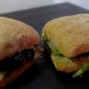 Hamburgers au confit d'oignons !