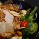 Salade au magret de canard à la sauce Teriyaki