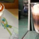 Latte Macchiato Nutella / Dulce de leche / mousse noisette