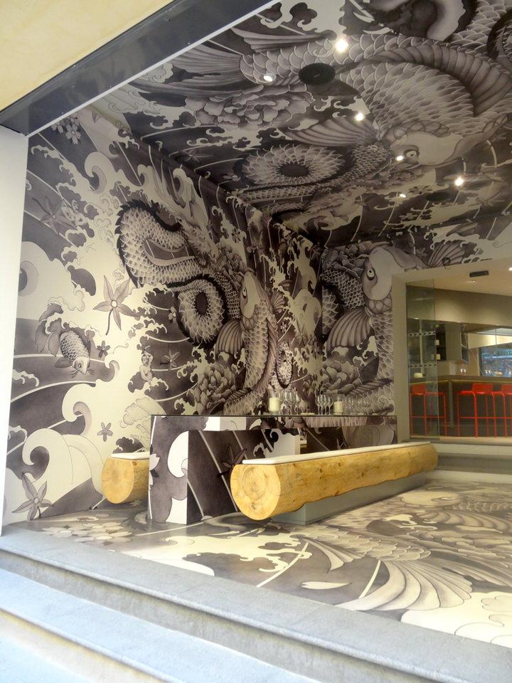 koi nouveau restaurant japonais aix en provence mise