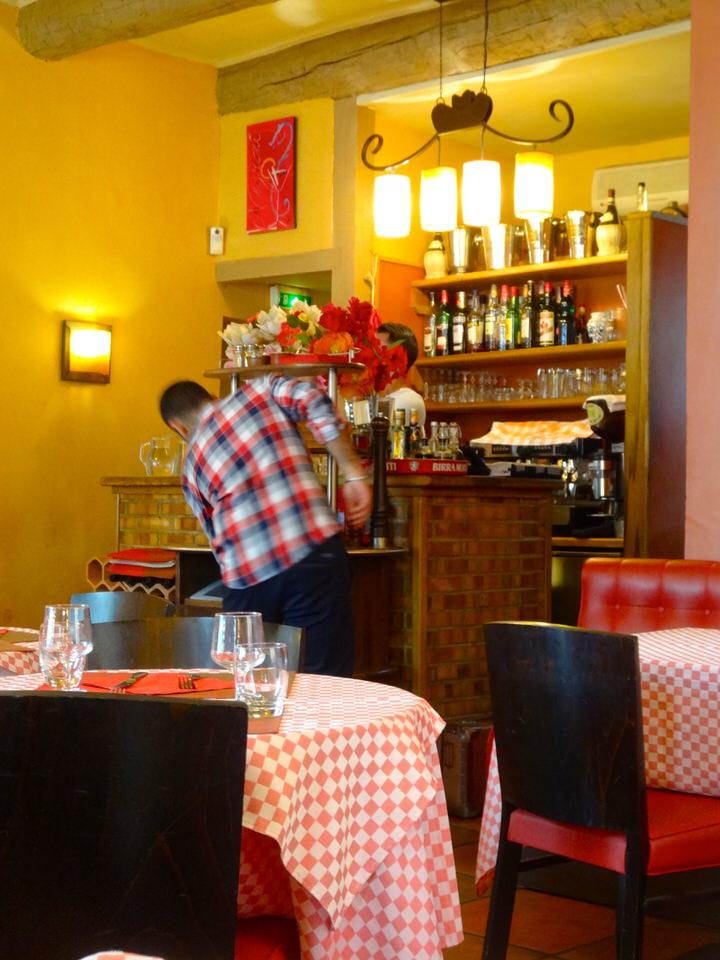 Via veneto restaurant italien aix en provence fully