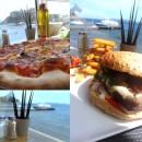 Restaurant Les trois îles – Hyères – Port de la tour fondue