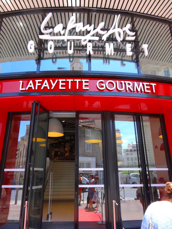 galerie lafayette gourmet enfin marseille fully funny fully funny. Black Bedroom Furniture Sets. Home Design Ideas