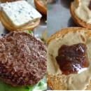 Mon Burger «Bleu d'Enfer» !