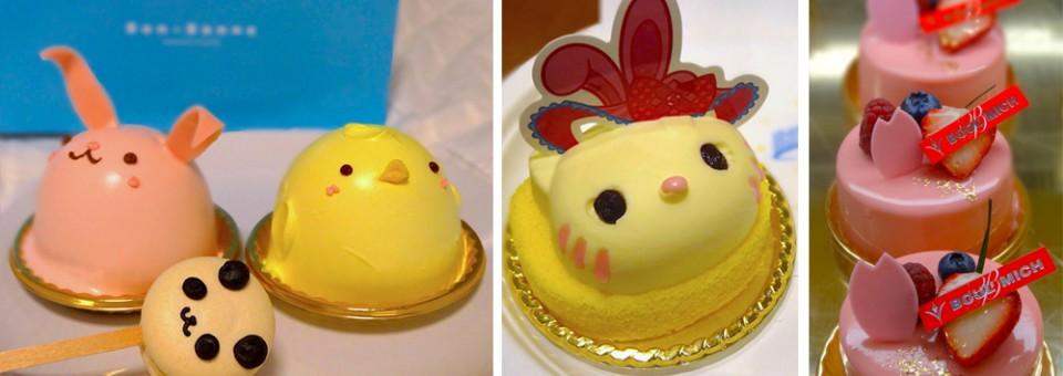 Les pâtisseries au Japon !