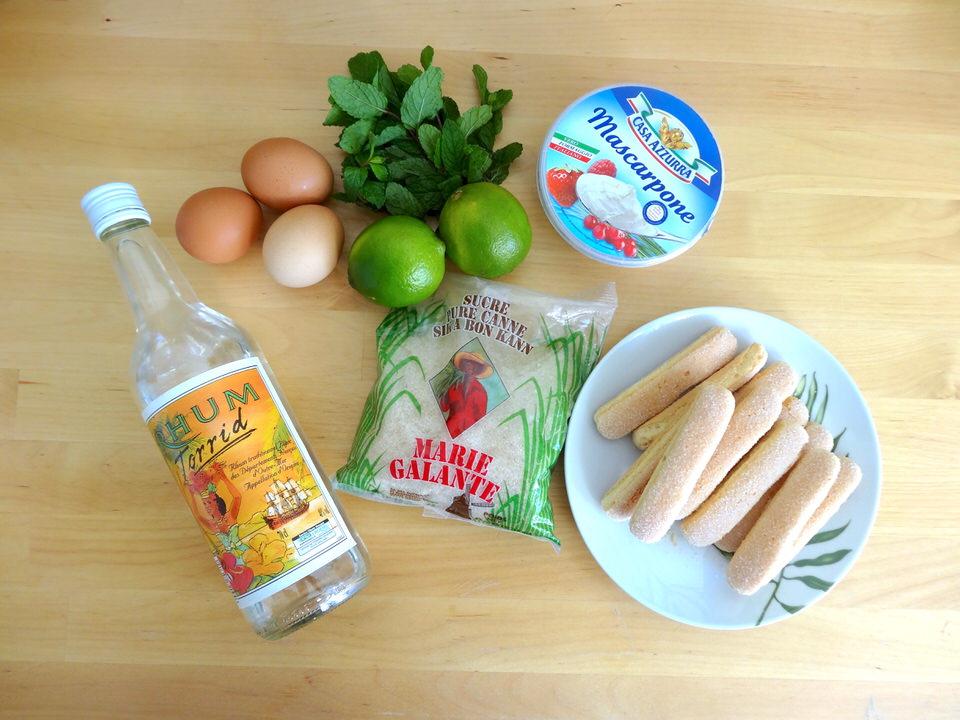 galbani tiramisu recette