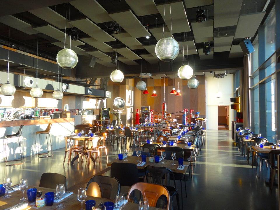 Restaurant Le Refectoire Les Terrasses Du Port