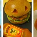 Burger Halloween !!