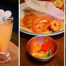 アメリカ食堂 沖縄 バー カフェ – Okinawa Burger – Naha – Okinawa – Japon