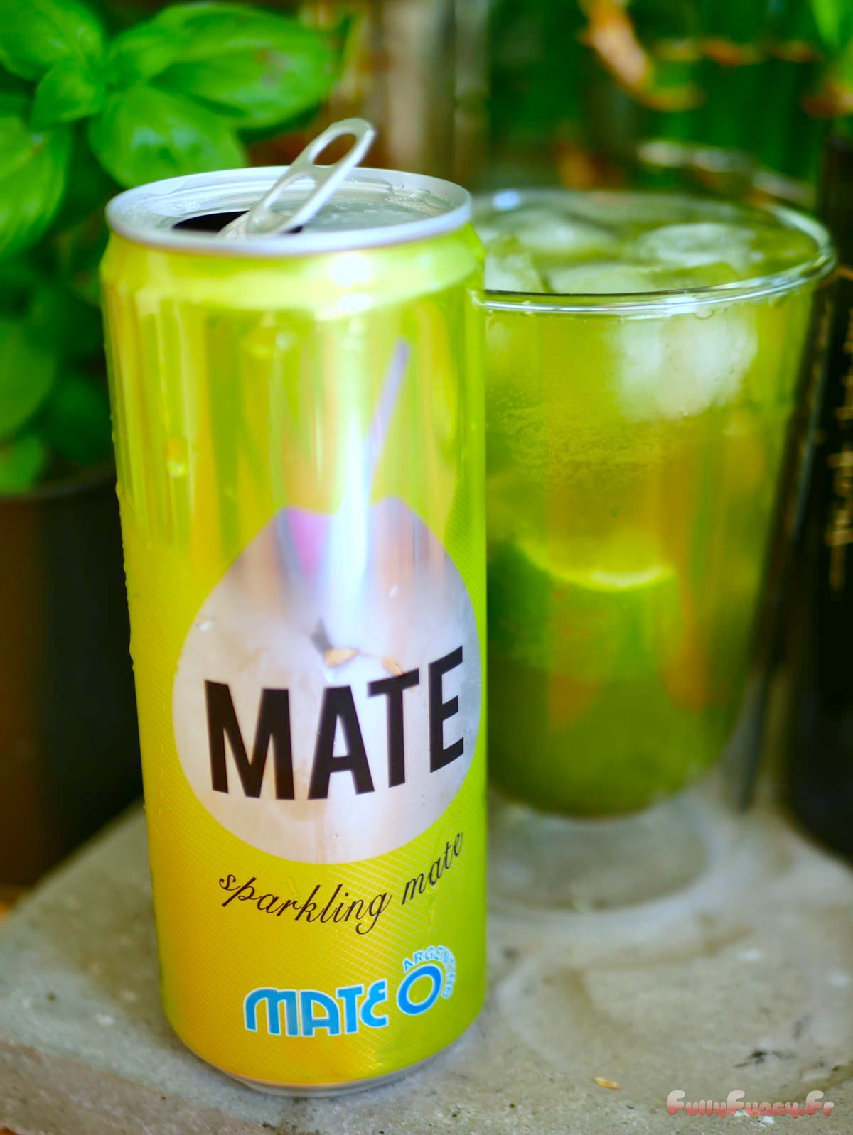 mate o mojito mojito au matcha et mate o sans alcool fully funny fully funny. Black Bedroom Furniture Sets. Home Design Ideas