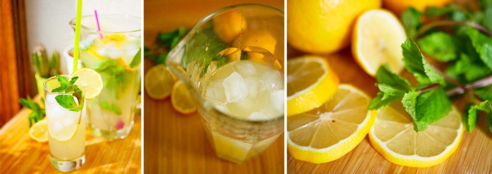 Ma citronnade toute simple et rapide… qu'on redemande !