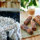 Frites de tofu !
