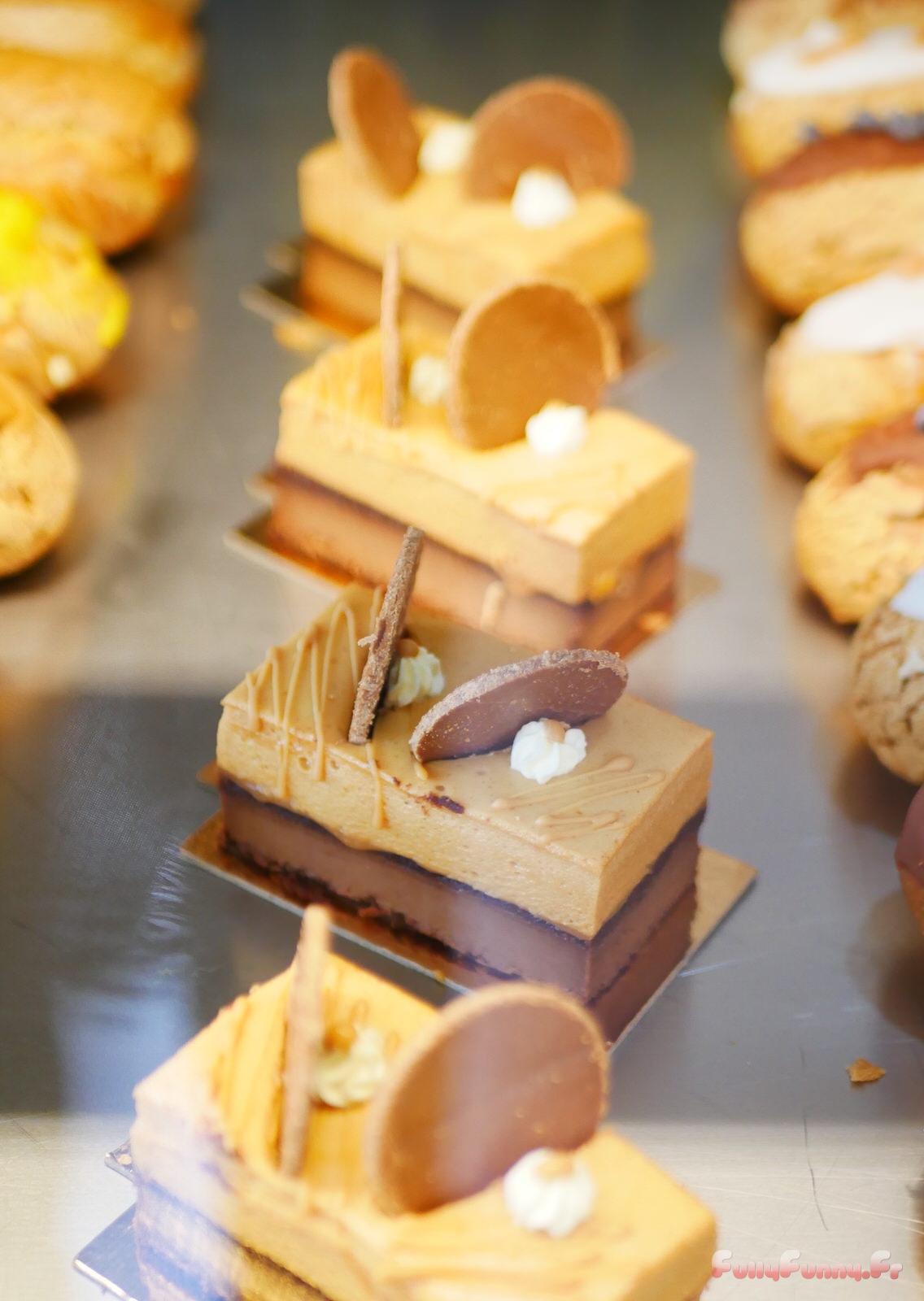 En viennoiseries nous avons également pas mal de variantes. Leur pain au  chocolat (euh pardon c\u0027est « chocolatine » à Bordeaux !