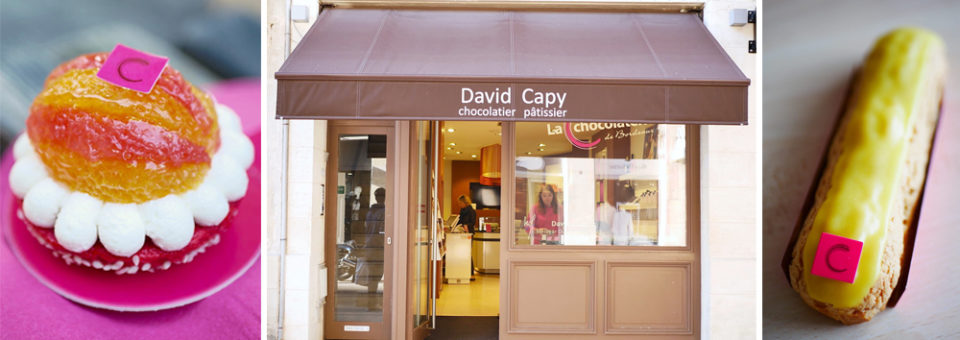 La chocolaterie de Bordeaux – Pâtissier Chocolatier David Capy – Bordeaux