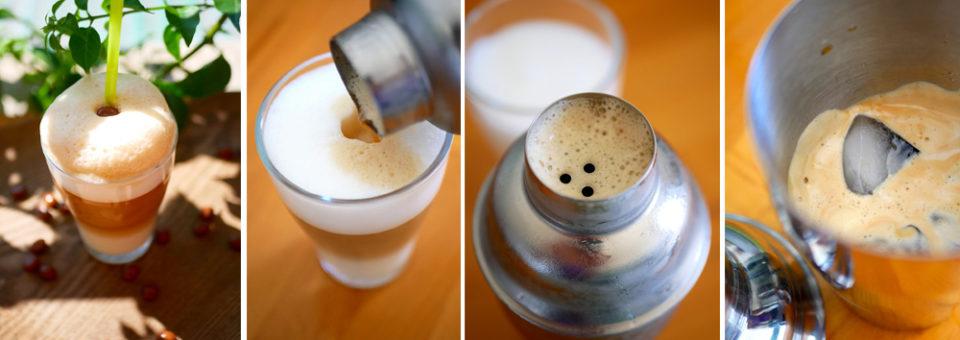 Ma boisson de l'été : le café latte frappé à la banane