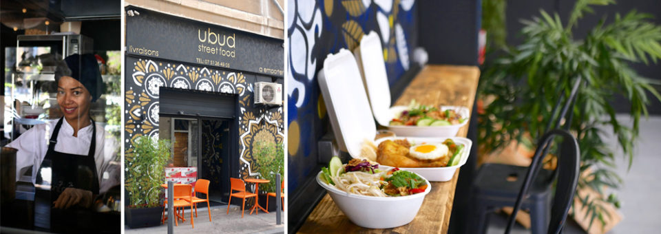 Ubud Street Food – Traditionnel Indonesian Food – Marseille – Castellane