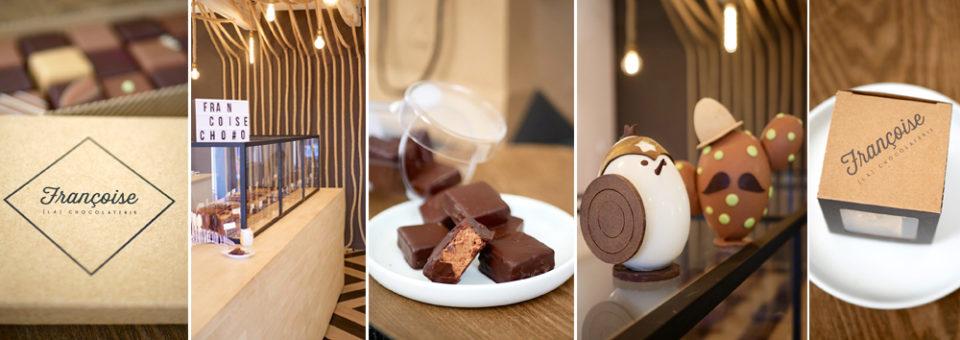 Françoise [La] Chocolaterie – Marseille – Quartier St Julien 12ème