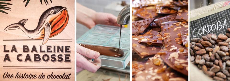 La Baleine à cabosse – La fabrication du chocolat «bean-to-bar» – Marseille – Quartier Castellane