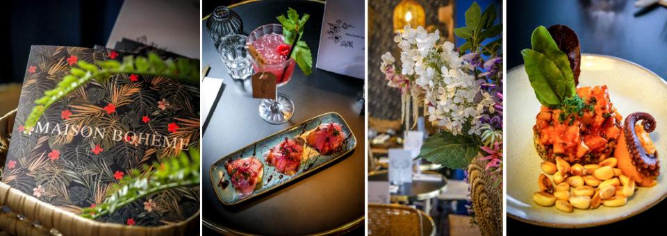 Maison Bohème – Nouveau restaurant de la famille Bonetto