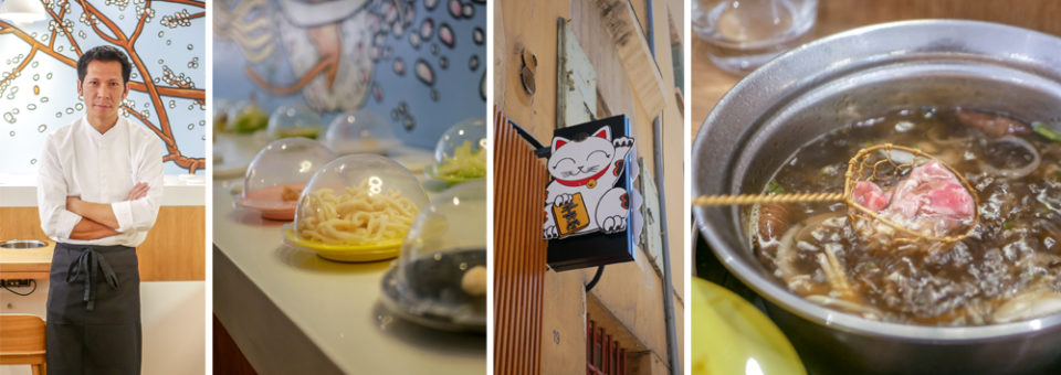 Shaboo – Nouveau restaurant à Marseille spécialisé en fondue Japonaise «Shabu shabu» et bouchées vapeurs Dim Sum.